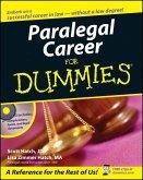 Paralegal Career For Dummies (eBook, ePUB)