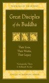 Great Disciples of the Buddha (eBook, ePUB)