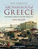 The Complete Archaeology of Greece (eBook, PDF)