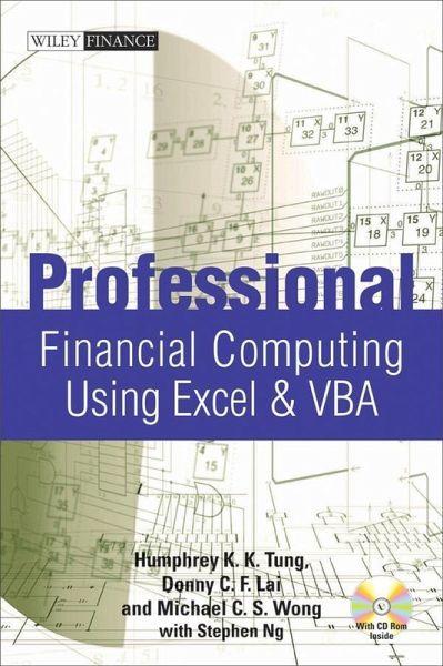 Professional Financial Computing Using Excel And Vba Ebook Pdf