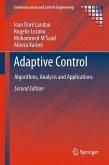 Adaptive Control (eBook, PDF)