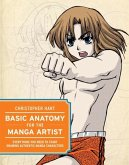 Basic Anatomy for the Manga Artist (eBook, ePUB)