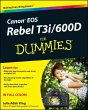 Canon EOS Rebel T3i / 600D For Dummies (eBook, ePUB)
