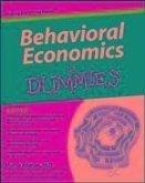 Behavioral Economics For Dummies (eBook, PDF)