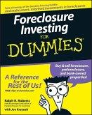 Foreclosure Investing For Dummies (eBook, ePUB)