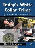 Today's White Collar Crime (eBook, ePUB)