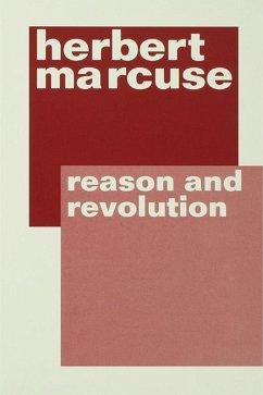 Reason and Revolution (eBook, ePUB)