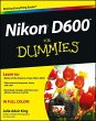 Nikon D600 For Dummies (eBook, ePUB)