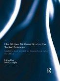 Qualitative Mathematics for the Social Sciences (eBook, ePUB)