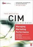 CIM Coursebook 06/07 Managing Marketing Performance (eBook, PDF)