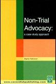 Non-Trial Advocacy (eBook, ePUB)