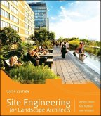 Site Engineering for Landscape Architects (eBook, PDF)