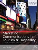 Marketing Communications in Tourism and Hospitality (eBook, ePUB)