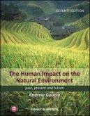 The Human Impact on the Natural Environment (eBook, ePUB)