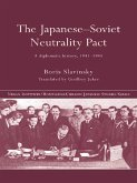 The Japanese-Soviet Neutrality Pact (eBook, PDF)