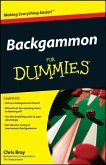 Backgammon For Dummies (eBook, ePUB)