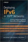 Deploying IPv6 in 3GPP Networks (eBook, PDF)