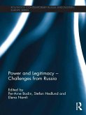 Power and Legitimacy - Challenges from Russia (eBook, ePUB)