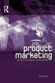 Product Marketing for Technology Companies (eBook, ePUB)