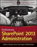 Professional SharePoint 2013 Administration (eBook, PDF)