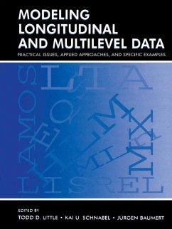 Modeling Longitudinal and Multilevel Data