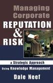 Managing Corporate Reputation and Risk (eBook, ePUB)