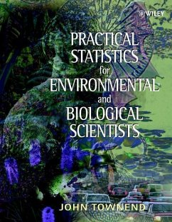 Practical Statistics for Environmental and Biological Scientists (eBook, PDF) - Townend, John