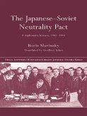 The Japanese-Soviet Neutrality Pact (eBook, ePUB)