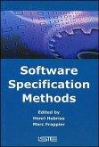 Software Specification Methods (eBook, ePUB)