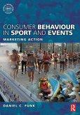 Consumer Behaviour in Sport and Events (eBook, ePUB)