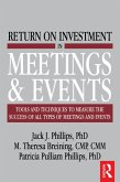 Return on Investment in Meetings and Events (eBook, PDF)