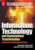 Information Technology and Organizational Transformation (eBook, PDF)