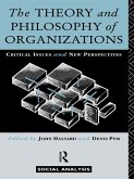 The Theory and Philosophy of Organizations (eBook, PDF)