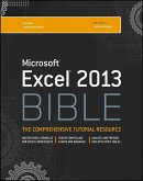 Excel 2013 Bible (eBook, PDF)