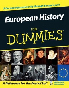 European History for Dummies (eBook, ePUB) - Lang, Seán