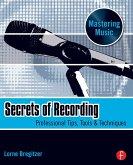 Secrets of Recording (eBook, PDF)