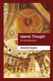 Islamic Thought (eBook, ePUB)