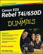 Canon EOS Rebel T4i/650D For Dummies (eBook, PDF)