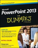 PowerPoint 2013 For Dummies (eBook, PDF)