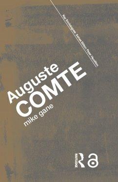 Auguste Comte (eBook, ePUB)