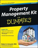 Property Management Kit For Dummies (eBook, PDF)