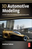 3d Automotive Modeling (eBook, PDF)
