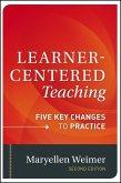Learner-Centered Teaching (eBook, ePUB)
