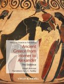 Ancient Greece from Homer to Alexander (eBook, ePUB)