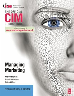 CIM Coursebook: Managing Marketing (eBook, PDF) - Nicholson, Francis; Meek, Richard