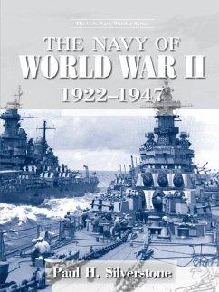 The Navy of World War II, 1922-1947 (eBook, ePUB) - Silverstone, Paul