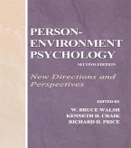 Person-Environment Psychology (eBook, ePUB)