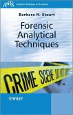 Forensic Analytical Techniques (eBook, PDF)