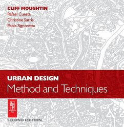 Urban Design: Method and Techniques (eBook, ePUB) - Cuesta, Rafael; Sarris, Christine; Signoretta, Paola; Moughtin, J. C