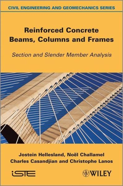Reinforced Concrete Beams, Columns and Frames (eBook, PDF)